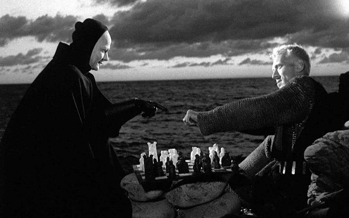 024 Playing Chess With Death Still From Ingmar Bergmans The Seventh Seal 1957